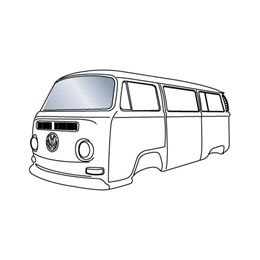 Texas Air Cooled Parts & Service > VW Body Parts > WindshieldS, Bus
